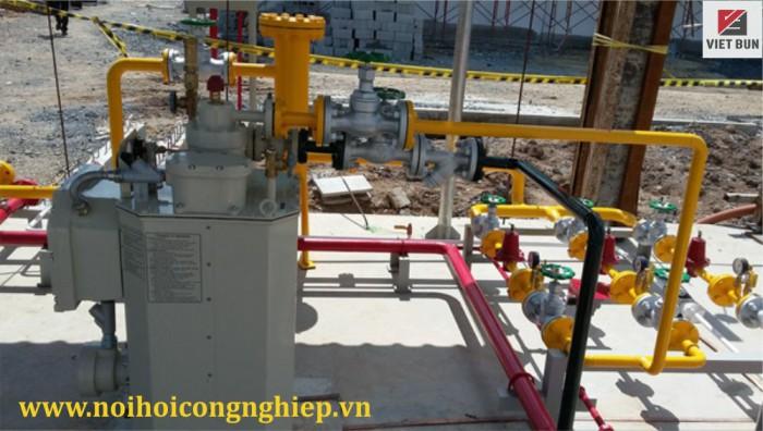 Hệ thống đường ống LPG